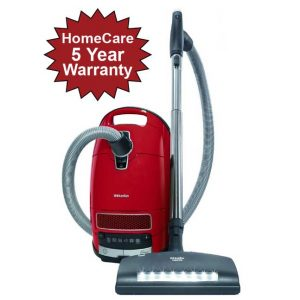 Miele Complete C3 HomeCare Plus Canister Vacuum