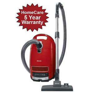 Miele Complete C3 HomeCare Pure Suction Canister Vacuum