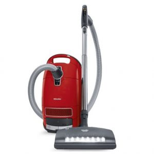 Miele Complete C3 HomeCare Plus SEB236 Canister Vacuum