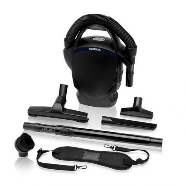 Oreck CC1600 Compact Canister Vacuum